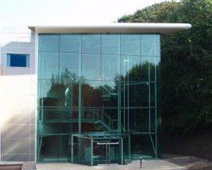 ICC front entrance